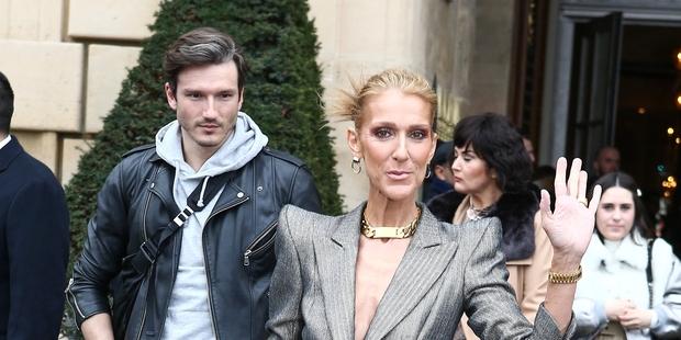 Céline Dion defiende a su inseparable amigo Pepe