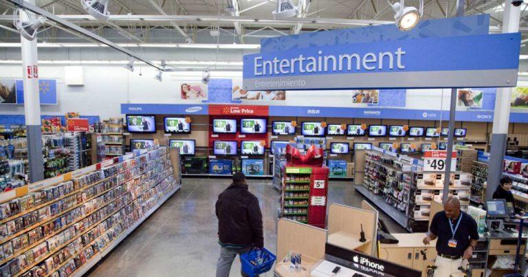 Walmart retira publicidad violenta y apaga videojuegos