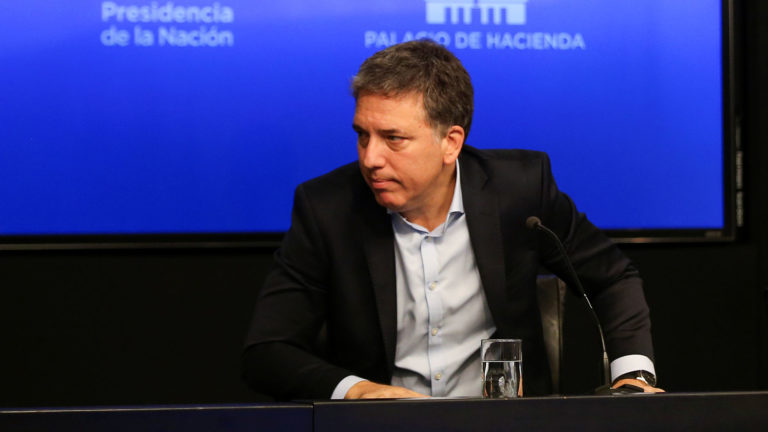 Renunció Dujovne, el ministro de Hacienda de Macri