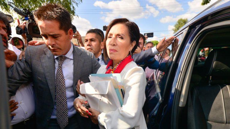 Exsecretaria de Peña Nieto a prisión preventiva