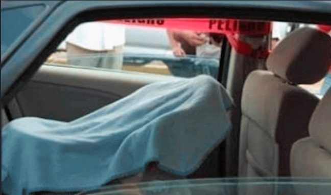 Niño murió dentro de un automóvil