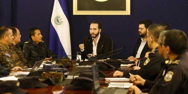 ¡Buen trabajo! Bukele reduce homicidios en El Salvador