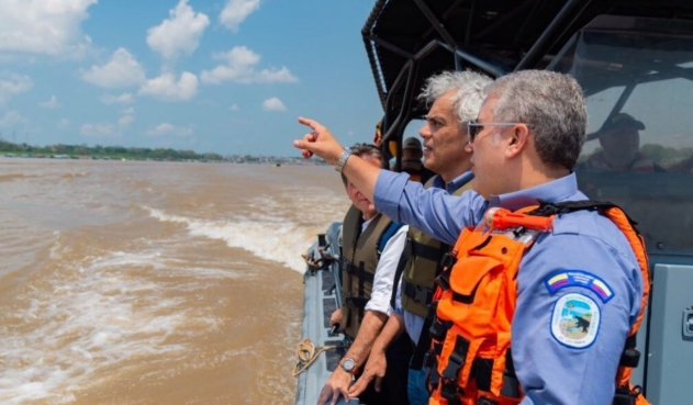 ONU: Duque elevará propuesta para pacto por la Amazonía