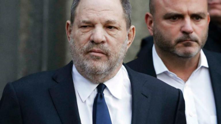 """Weinstein se declara """"no culpable"""" de nuevos cargos"""