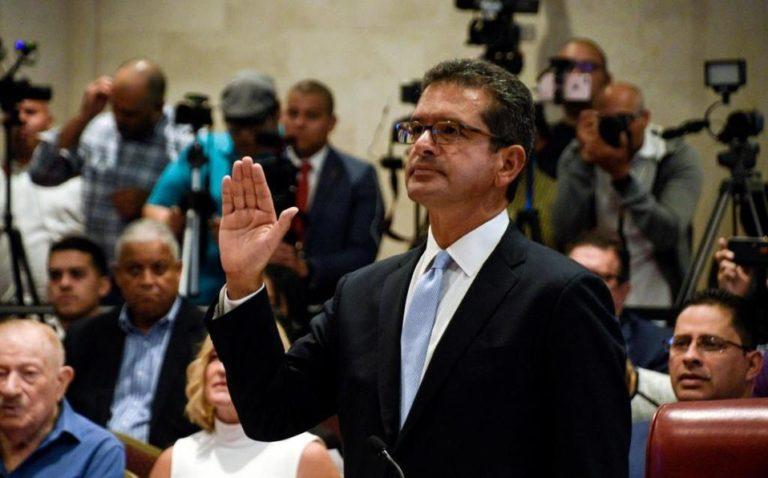Puerto Rico: Senado solicita anular juramentación de Pierluisi
