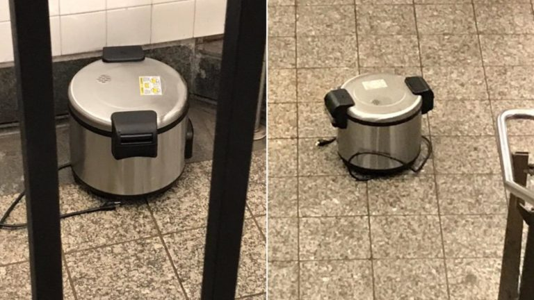 Alarma por paquetes sospechosos en metro de NY