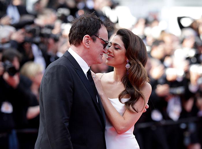 Tarantino será padre por primera vez a los 56 años