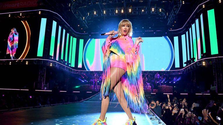 """MTV VMAs: Taylor Swift ganó """"Video del Año"""""""