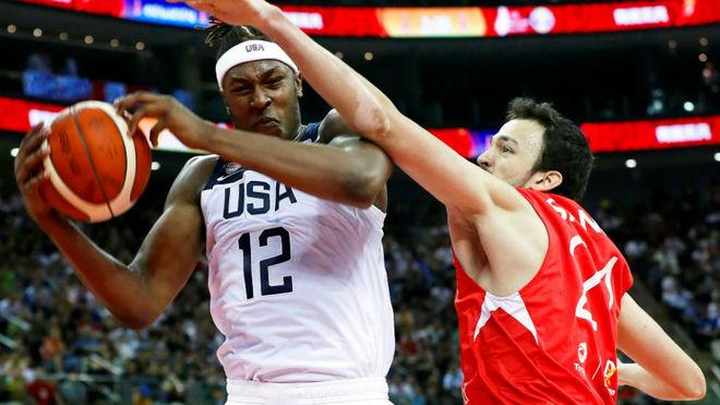 Mundial de Baloncesto: EE.UU aprovechó el regalo de Turquía