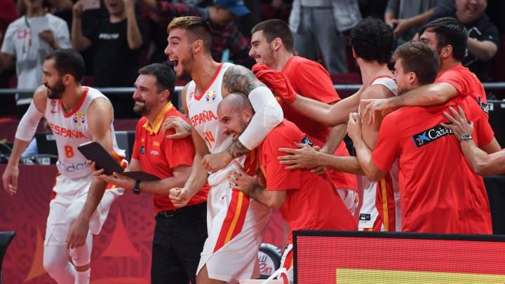 España – Argentina la final del Mundial de Baloncesto