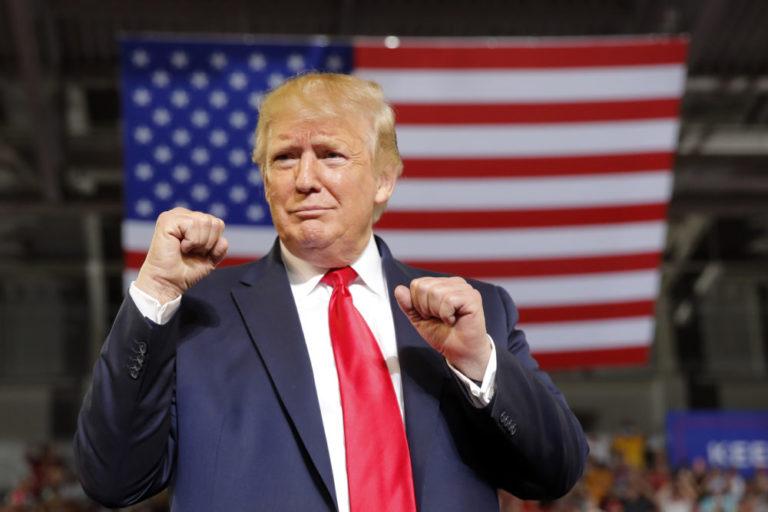 Nuevo México: ACLU recibe a Trump con vallas opositoras
