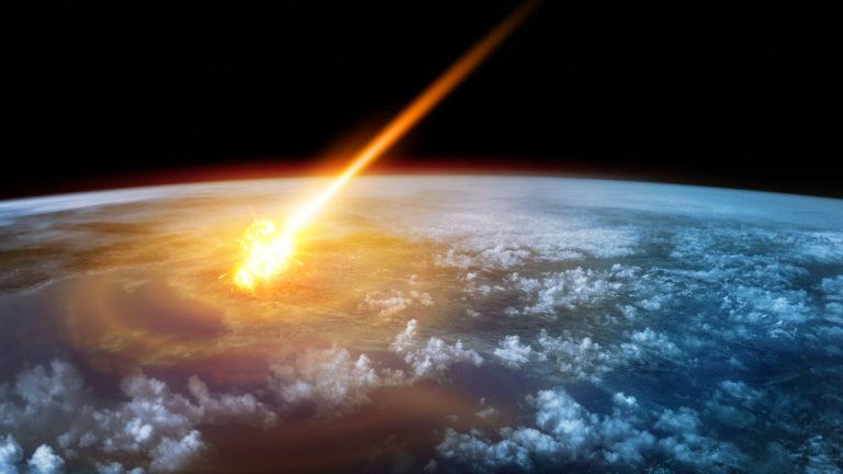 Científicos: Enorme asteroide acabó con los dinosaurios