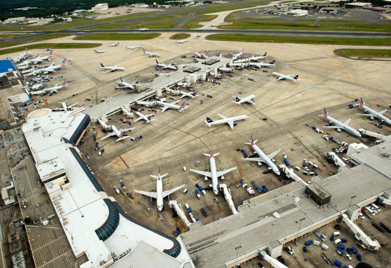 Falsa alarma de bomba en el Aeropuerto de Charlotte
