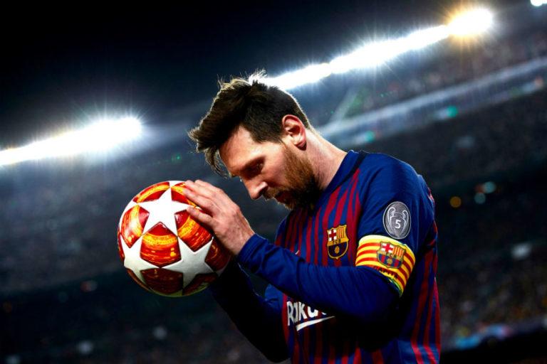 Messi regresa para debut del Barca en Champions