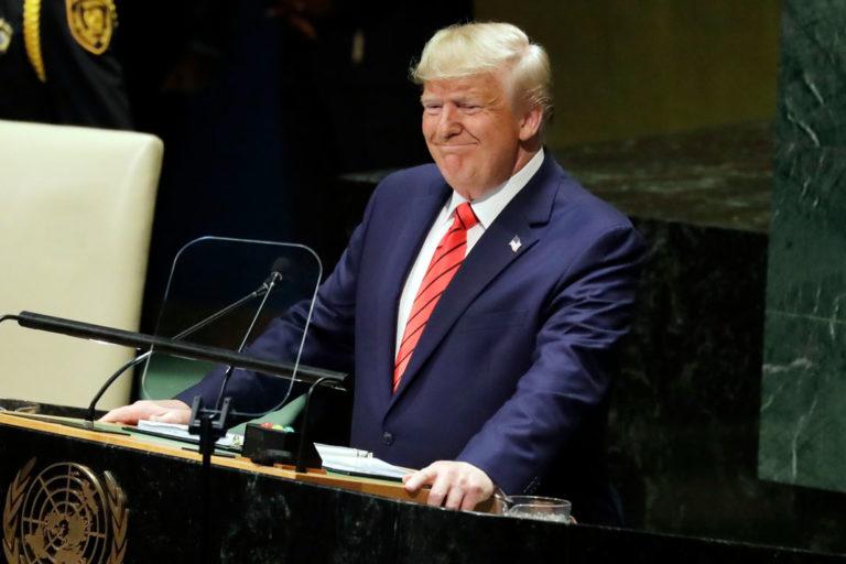 """""""Por trato preferencial a China"""" Trump critica la OMC"""