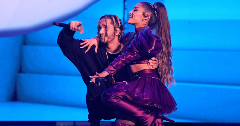 "¿Romance? Ariana Grande consiguió a su ""Boyfriend"""