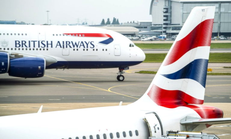 British Airways: 850 vuelos suspendidos por huelga de pilotos