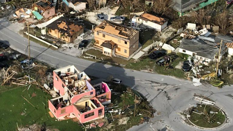 ¡En aumento! Ya van 30 muertos en Bahamas por Dorian