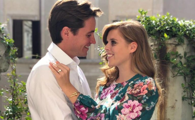 ¡Boda real! Beatriz de Yorky Edoardo Mapelli se casan