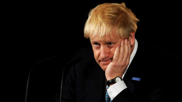 """""""Ilegal, nula y sin efecto"""" suspensión del Parlamento Británico"""