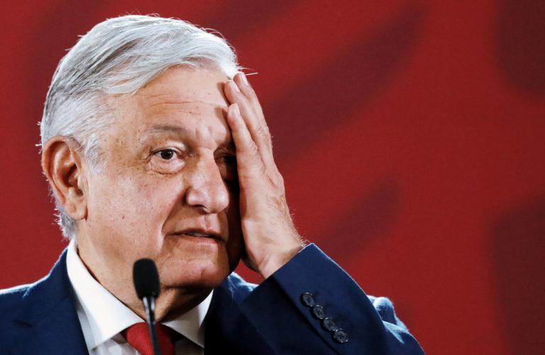 Violencia y economía afectan popularidad de López Obrador