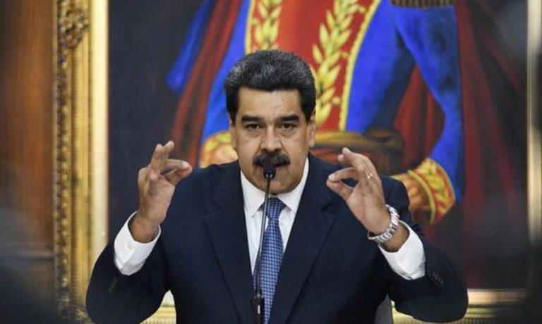 Maduro: EE.UU. busca interferir en elecciones en Venezuela