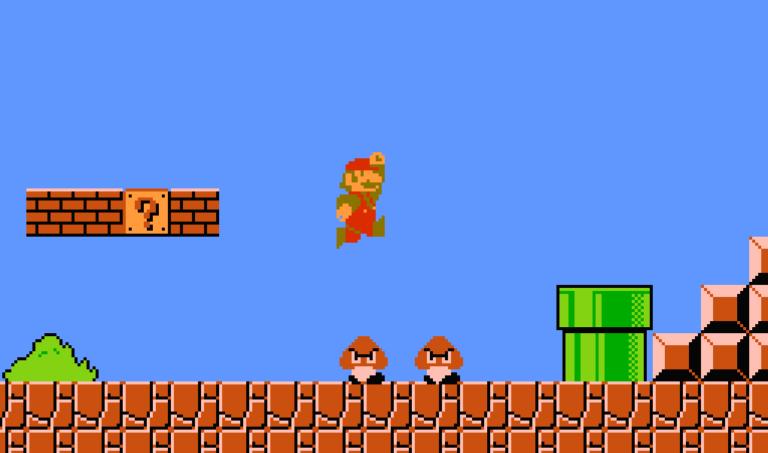 ¡Aniversario! Super Mario Bros cumple 34 años