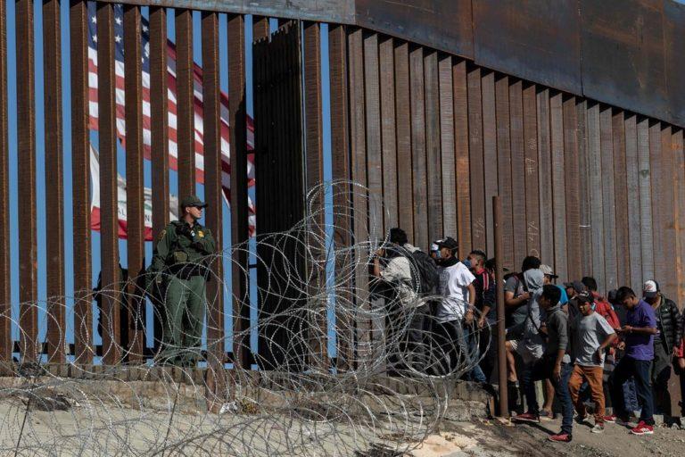 90 días: México reduce 56% flujo de migrantes a EE.UU