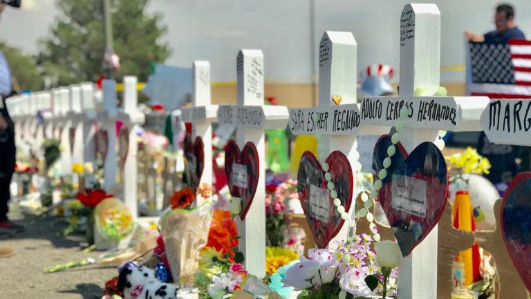 Piden pena de muerte para autor de masacre en El Paso