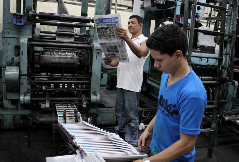 ¿Libertad de prensa en Nicaragua? Cierra El Nuevo Diario