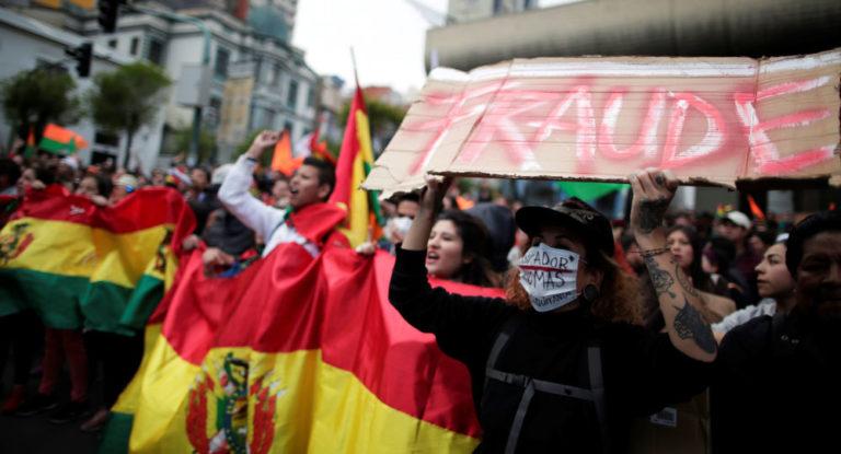 Bolivia: OEA verificará los votos pero pone condiciones