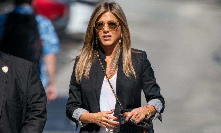 "Jennifer Aniston tilda de ""asqueroso y prepotente"" a Harvey Weinstein"