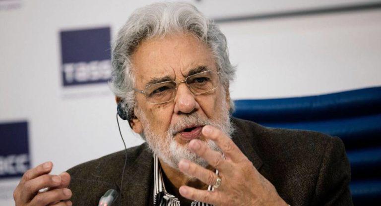 Rusia: Ley del silencio en conferencia de Plácido Domingo