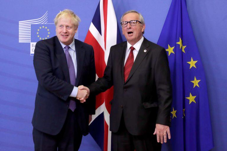 ¡Humo blanco! Se logra acuerdo sobre el Brexit