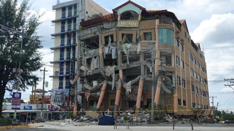Nuevo terremoto al sur de Filipinas deja cuatro muertos