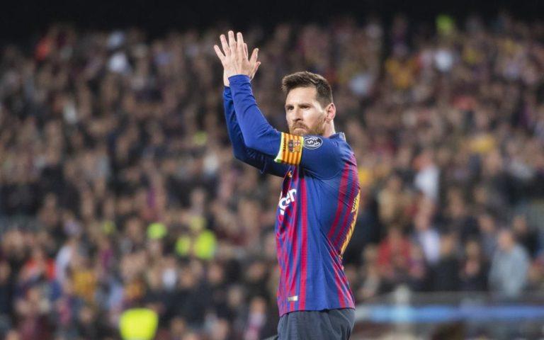 ¡Llegó la sexta! Messi tiene una nueva bota de oro