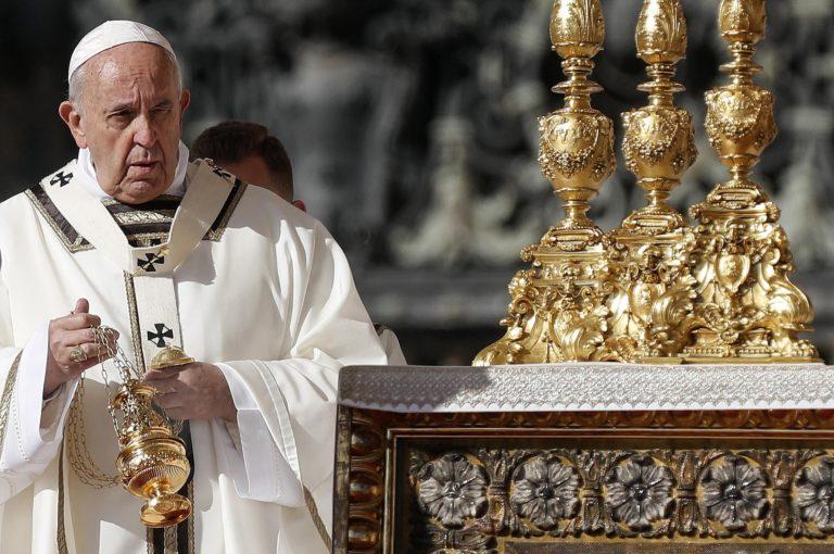 Papa Francisco pidió por la paz en Ecuador