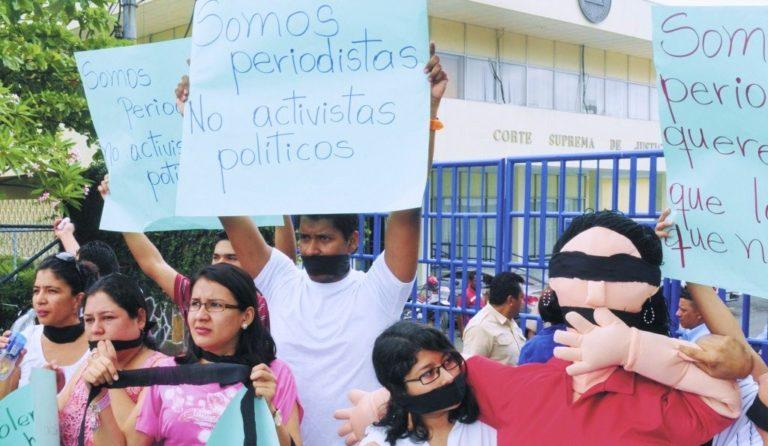 ¿Libertad de prensa?: Desde 2017 cerraron 12 medios en Nicaragua