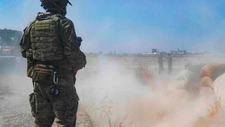 Operación Ankara: Tropas de EE.UU abandonan frontera con Turquía