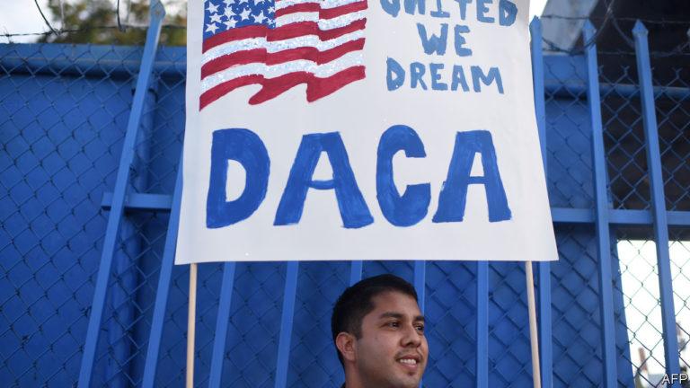 El sueño de los Dreamers por ser legalizados