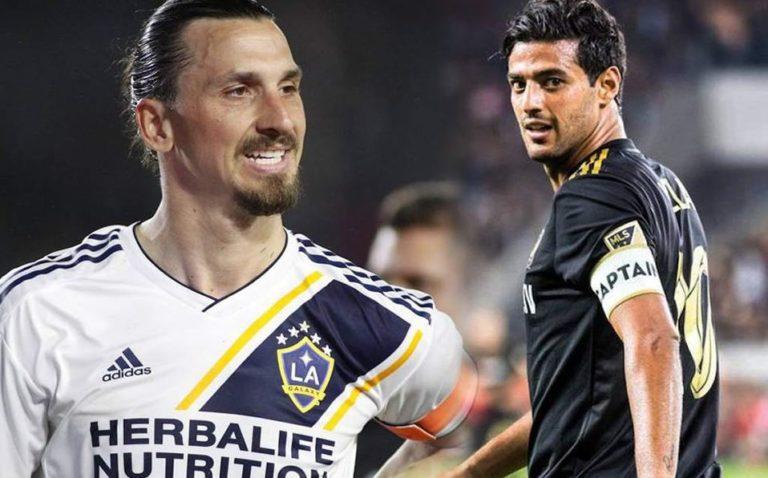 Vela-Zlatan: El duelo más esperado de semis en la MLS