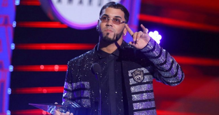 Latin American Music Awards: Anuel AA gana artista del año