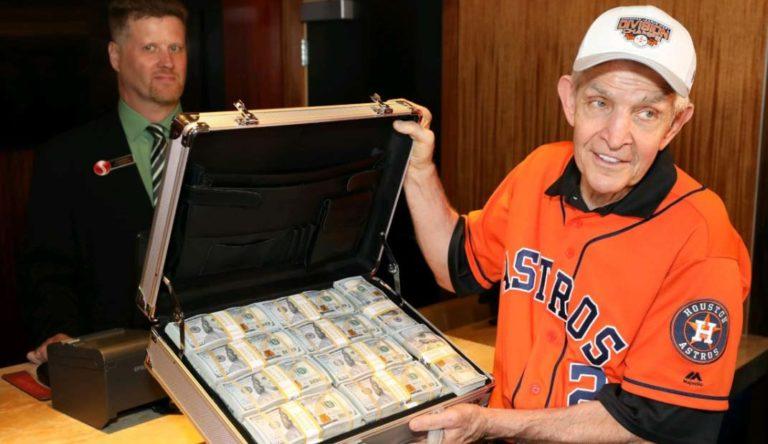 ¡$3,5 millones! Impresionante apuesta a favor de los Astros