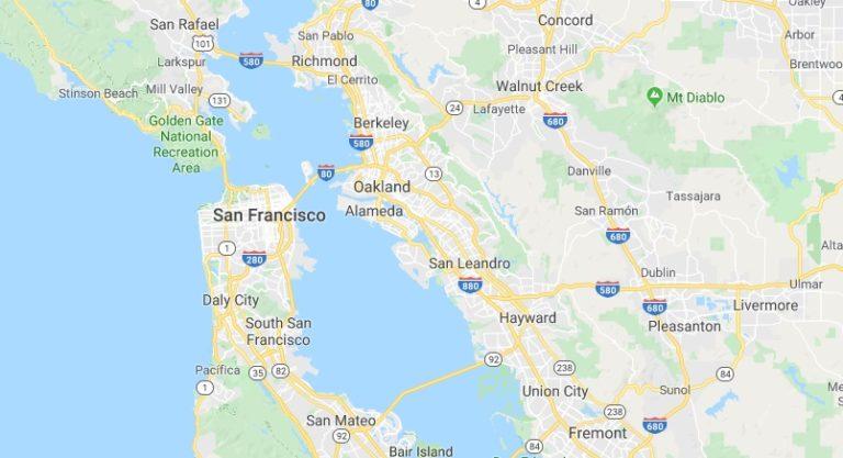 Fuerte sismo sacudió a la Bahía de San Francisco