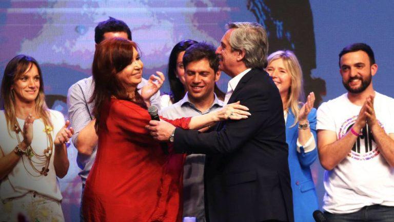 ¡El peronismo vuelve al poder! Fernández ganó en Argentina