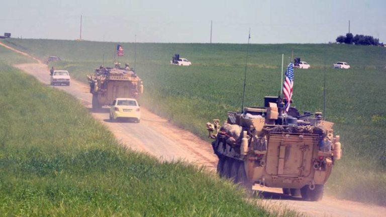 Siria: Tropas de EE.UU. son atacadas con patatas y gritos