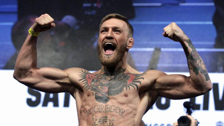 Conor McGregor abre las puertas a su regreso a la UFC