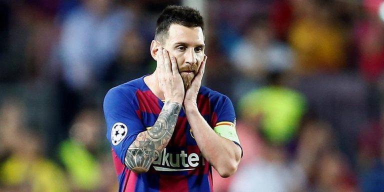 Messi pensó dejar el Barça por problemas con Hacienda