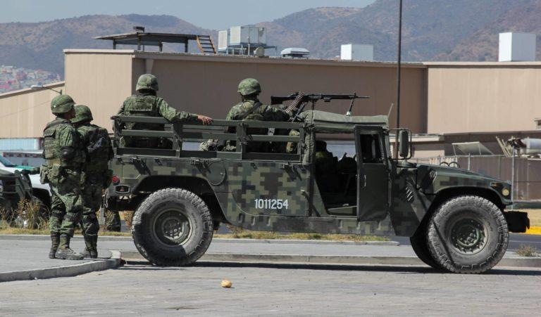 """Militares de la """"matanza de Tlatlaya"""" deben volver a prisión"""