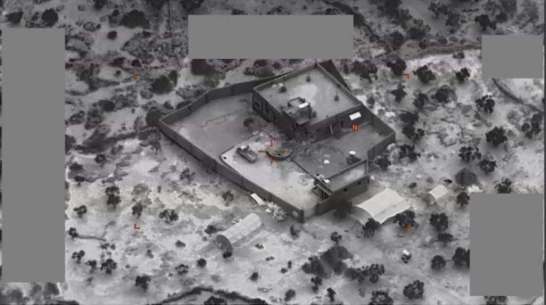 Operación al Bagdadi: Pentágono mostró imágenes del ataque